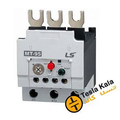 بی متال ( رله حرارتی/ اضافه جریان) LS مدل MT95 3H تنظیمات 80 : 100