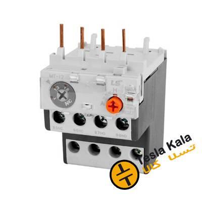 بی متال ( رله حرارتی/ اضافه جریان) LS مدل MT12 3H تنظیمات 4 : 6