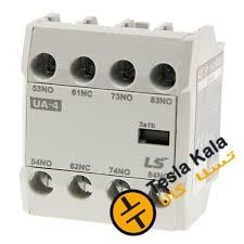 کنتاکت کمکی قابل نصب روی کنتاکتور LS مدل 2NO2NC UA-4