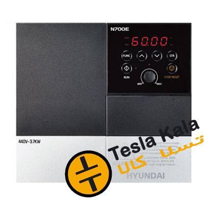 درایو (اینورتر) HYUNDAI  سه فاز، توان 3.7 کیلووات مدل N700E-037HF