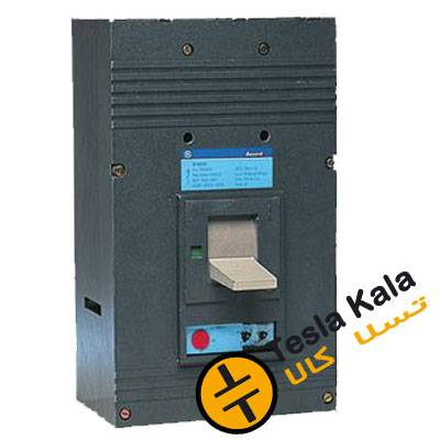 کلید اتوماتیک 1250 آمپر Unelec ، قابل تنظیم حرارتی-مغناطیسی سری RECORD D1250