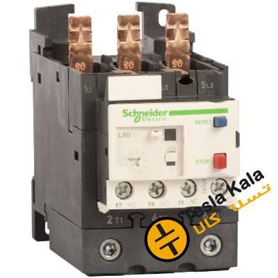 بی متال ( رله حرارتی/ اضافه جریان) اشنایدر مدل LRD365 تنظیمات 48 :65