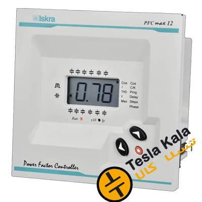 رگولاتور بانک خازنی ایسکرا ISKRA مدل  PFC MAX 06