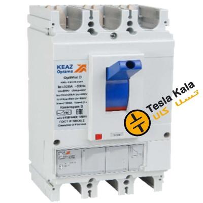 کلید اتوماتیک 800 آمپر، کیاز روسیه KEAZ غیرقابل تنظیم حرارتی-مغناطیسی سری OptiMat D