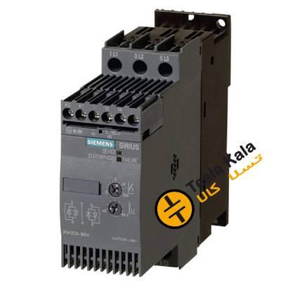 راه انداز نرم (سافت استارتر) توان 11 کیلووات مصارف عمومی SIEMENS مدل 3RW3026-1BB14