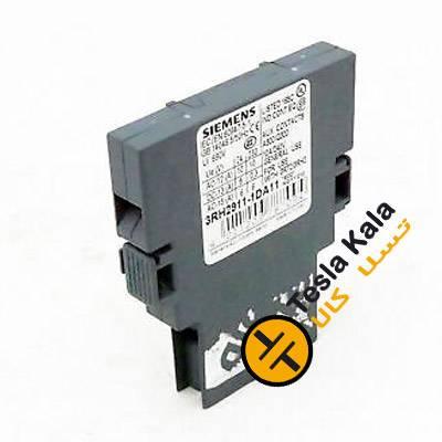 کنتاکت کمکی قابل نصب کنار کنتاکتور SIEMENS مدل 3RH2911-1DA11