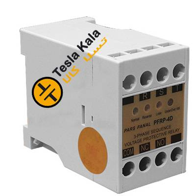 کنترل فاز پارس فانال مدل  PFRP-4D
