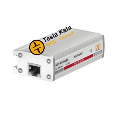 سرج ارستر OBO (ارستر شبکه) مخصوص شبکه های سرعت بالا تا 1گیگابایت کد محصول: 5081804