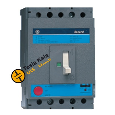 کلید اتوماتیک 160 آمپر Unelec ، قابل تنظیم حرارتی-مغناطیسی سری RECORD
