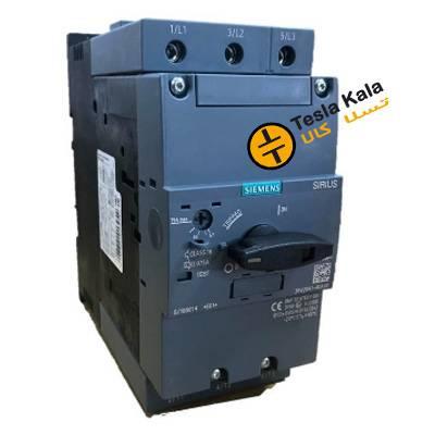 کلید حرارتی (محافظ موتور) MPCB برند SIEMENS مدل  75:93 3RV2041-4YA10
