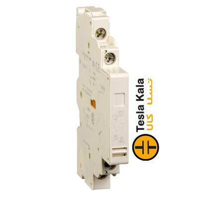 کنتاکت کمکی 1NO1NC نصب بغل کلیدهای حرارتی اشنایدر مدل GVAN11