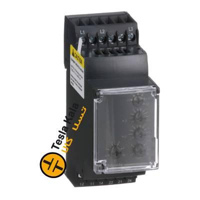 کنترل فاز اشنایدر پنج چراغه ( مولتی فانکشن ) مدل  RM35TF30